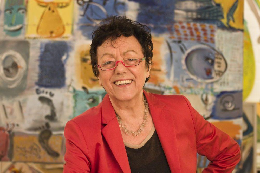 Porträt Anni Hausladen, Trainerin, Coach und Buchautorin