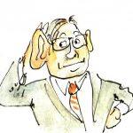 Schauen und hören: Was sagen Ihre Gesprächspartner?
