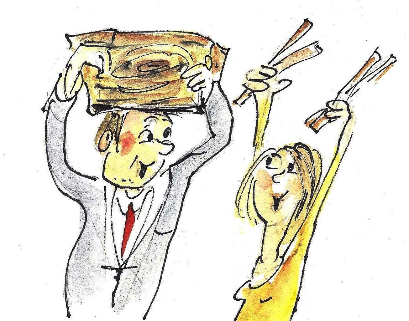 Das Ping Pong des Smal Talk: vom Hölzchen aufs Stöckchen kommen