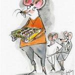 Sugaring-up ist eine Methode des Small Talks: Komplimente machen, Loben, Anerkennung geben